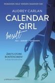 """Calendar girl - besatt"" av Audrey Carlan"