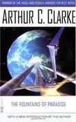 """""""The Fountains of Paradise"""" av Arthur C. Clarke"""