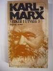 """Verker i utvalg - historiske skrifter"" av Karl Marx"