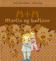 """""""Martin og bøflene"""" av Anne Thelle Backer"""