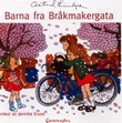 Omslagsbilde av Barna fra Bråkmakergata