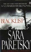 """""""Blacklist - a V. I. Warshawski novel"""" av Sara Paretsky"""
