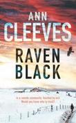 """""""Raven black"""" av Ann Cleeves"""