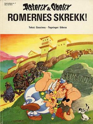 """""""Asterix og Obelix - romernes skrekk!"""" av René Goscinny"""