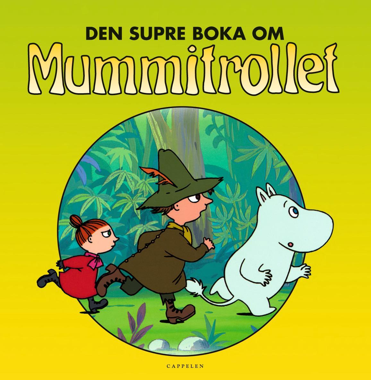 """Den supre boka om Mummitrollet"" av Lars Jansson"
