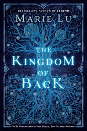 """""""The kingdom of back"""" av Marie Lu"""