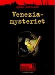 """""""Venezia-mysteriet"""" av Bjørn Sortland"""