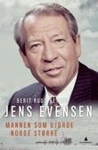 """""""Jens Evensen - mannen som gjorde Norge større"""" av Berit Ruud Retzer"""