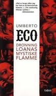 """""""Dronning Loanas mystiske flamme illustrert roman"""" av Umberto Eco"""
