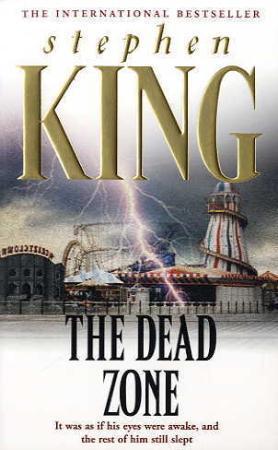 """""""The dead zone"""" av Stephen King"""