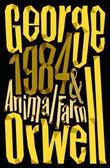 """""""Animal farm ; 1984"""" av George Orwell"""