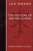 """The history of Middle-earth. Bd. 1-3"" av J.R.R. Tolkien"