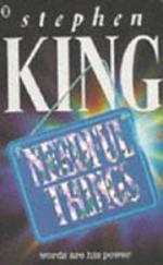 """""""Needful things"""" av Stephen King"""
