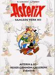 """Asterix - samlede verk - bok 12"" av Olivier Andrieu"