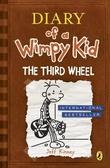"""""""The third wheel"""" av Jeff Kinney"""