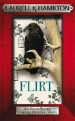 """""""Flirt - Anita Blake vampire hunter 18"""" av Laurell K. Hamilton"""