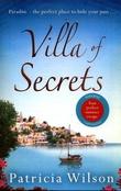 """""""Villa of secrets"""" av Patricia Wilson"""