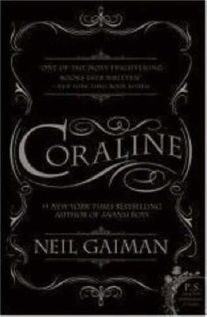 """""""Coraline"""" av Neil Gaiman"""