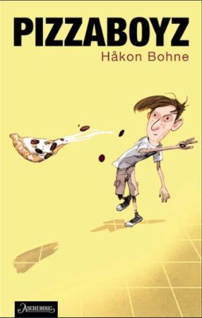 """Pizzaboyz"" av Håkon Bohne"