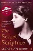 """""""The Secret Scripture"""" av Sebastian Barry"""