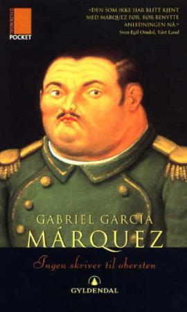 """""""Ingen skriver til Obersten - roman"""" av Gabriel García Márquez"""