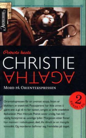 """""""Mord på Orientekspressen ; 4.50 fra Paddington"""" av Agatha Christie"""