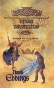 """""""Rivas dronning - sagaen om Belgarion, fjerde bok"""" av David Eddings"""