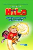 """""""Hilo redder absolutt hele verden"""" av Judd Winick"""