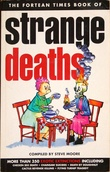 """""""Fortean Times Book of Strange Deaths Pb"""" av Steve Moore"""