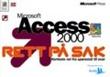 """Microsoft Access 2000 - rett på sak"" av Microsoft Press"