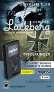 """""""Ulykkesfuglen ; Tyskerungen"""" av Camilla Läckberg"""