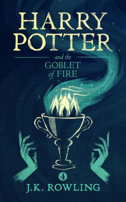 """Harry Potter and the Goblet of Fire - (Harry Potter Series #4)"" av J.K. Rowling"