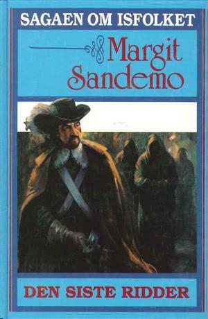 """""""Den siste ridder"""" av Margit Sandemo"""