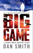 """Big game - jakten er i gang"" av Dan Smith"