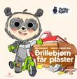 """""""Brillebjørn får plaster"""" av Ida Jackson"""