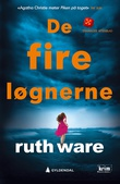 """De fire løgnerne"" av Ruth Ware"
