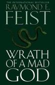 """""""Wrath of a mad god - the Darkwar"""" av Raymond E. Feist"""