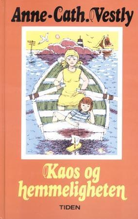 """""""Kaos og hemmeligheten"""" av Anne-Cath. Vestly"""