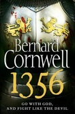 """""""1356"""" av Bernard Cornwell"""