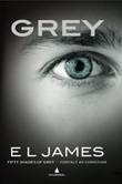 """Grey fifty shades of grey - fortalt av Christian"" av E.L. James"
