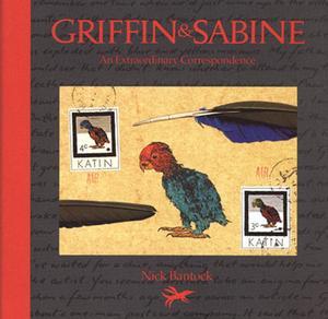 """""""Griffin og Sabine - en helt spesiell brevveksling"""" av Nick Bantock"""