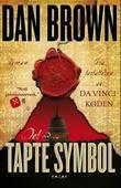 """""""Det tapte symbol"""" av Dan Brown"""