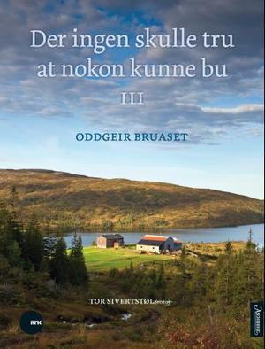 """Der ingen skulle tru at nokon kunne bu III"" av Oddgeir Bruaset"