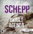 """""""Skjult agenda"""" av Emelie Schepp"""
