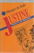 """""""Justine eller Dydens ulykker"""" av marquis de Sade"""