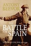 """""""The battle for Spain - the Spanish civil war 1936-1939"""" av Antony Beevor"""