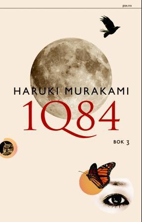 """1Q84 - bok 3"" av Haruki Murakami"