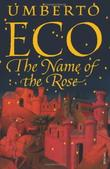 """The name of the rose"" av Umberto Eco"