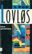 """L for lovløs"" av Sue Grafton"