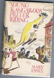 """Young Kangaroos Prefer Riding"" av Mary Essex"